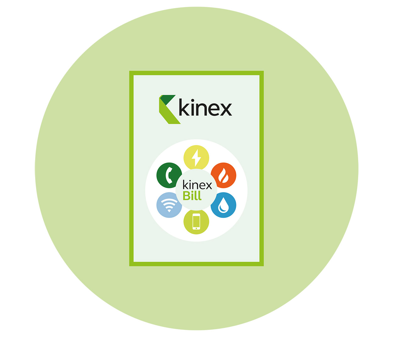 kinex one bill one solution